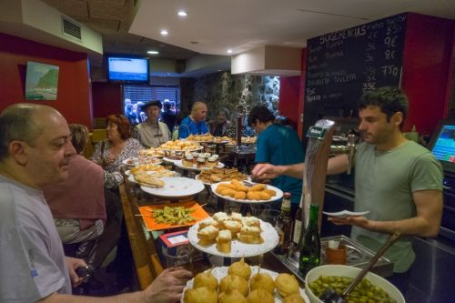 How to Order and Enjoy Pintxos in San Sebastian