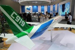 China's home-built C919 aircraft on path to be certified by year-end, designer says