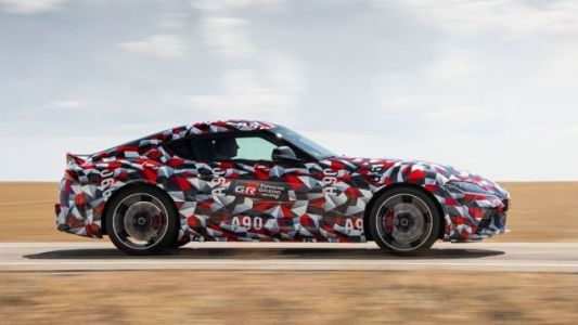 Toyota Now Claims the New Supra Could Get a Manual