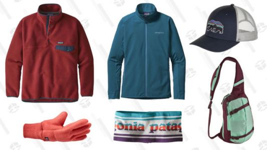 Pick Up Some New Patagonia Gear, Now Up to 65% Off at Backcountry