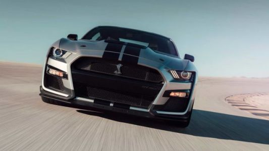 Ford: None of You Were Going to Do 180 MPH in a Shelby GT500 Anyway