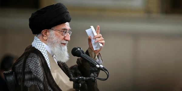 Iran's supreme leader just torpedoed his country's best chance to get off the terror financing blacklist