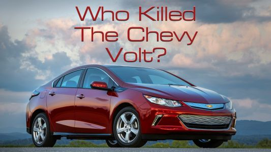 Who Killed The Chevrolet Volt? And Could It Happen Again?