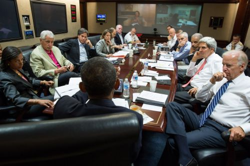 Obama describes what being in the Situation Room is like - and it's advice anyone can use to make hard decisions