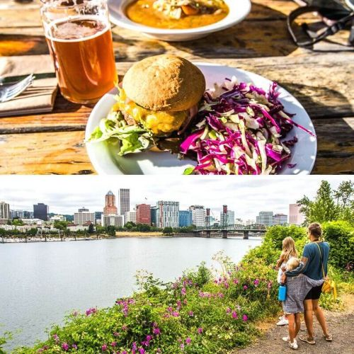 Coffee, Beer and Fun Places to Eat in Portland