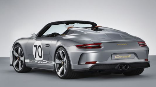 The Porsche 911 Speedster Concept's Delights Are in the Details