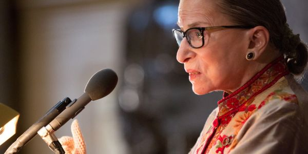 Ruth Bader Ginsburg celebrates 25 years in the Supreme Court today - here's when she and her colleagues could retire