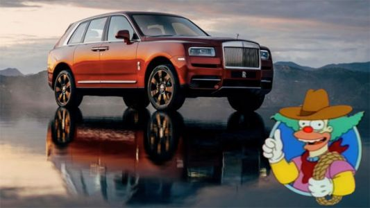 Here's The Rolls-Royce Canyonero Commercial You've All Been Imagining