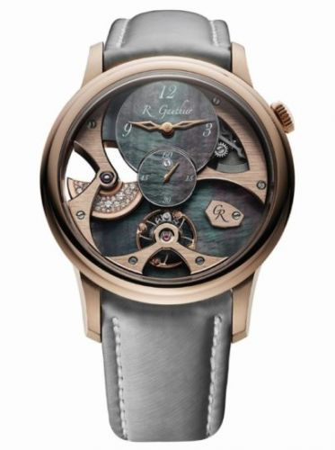 The Debut of Romain Gauthier's Micro-Rotor Lady Timepiece