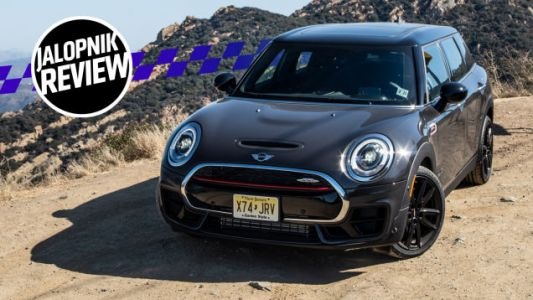 The 2018 Mini JCW Clubman Kind of Sucked