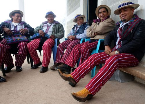 Jaunty Fashion, Proud Cultures, and Fighting Hunger in Guatemala and Ethiopia