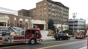 Carbon monoxide leakage in a downtown Syracuse hotel causes fire