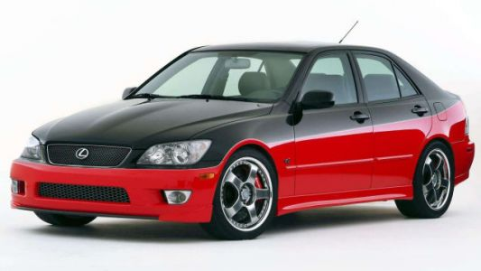 The Lexus IS430 Was the Confusing Precursor to The IS-F