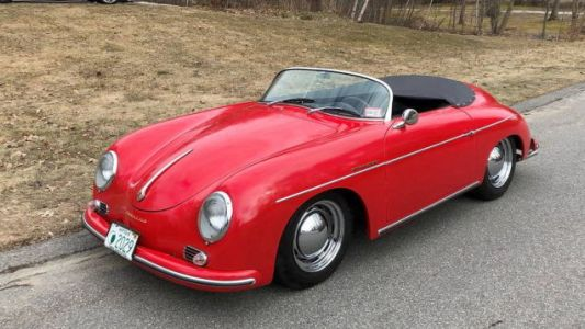 At $16,800, Could This '1957 Porsche Speedster' Replica Be a Real Deal?