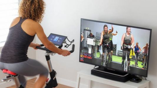 Studio SWEAT onDemand Lets You Keep It Tight Right in Your Own Home