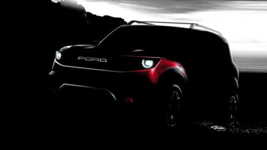 The 'Baby Ford Bronco' Could be a Focus-Based Crossover