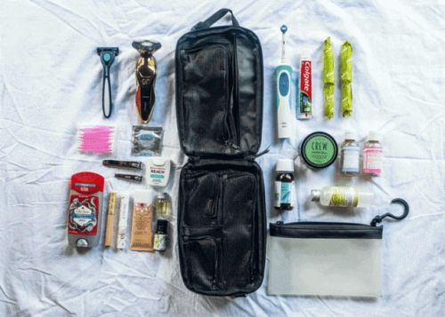 Preorder and Save On a Toiletry Bag That Gets All the Details Right