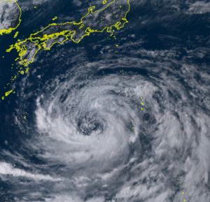 Krosa to hit Japan, estimated 222 domestic flights to be cancelled on Wed, Thurs