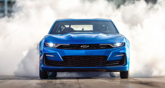 The Electric eCOPO Chevrolet Camaro Does An Estimated 9 Second Quarter Mile