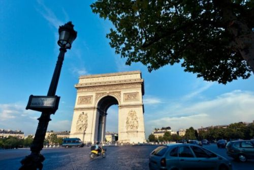 Daily Dose of Europe: Champs-Elysées: The Parisian Promenade