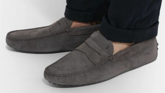 Get Yourself Some Driving Shoes; The Loafer's Fun and Sporty Cousin