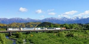 Coastal Pacific train service back on the rails from December