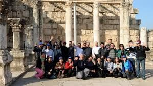 Tourism in Israel is on a roll