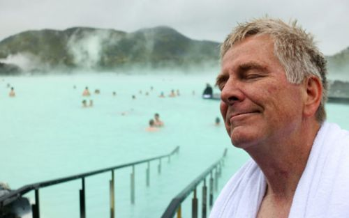 A Relaxing Soak in Iceland's Blue Lagoon