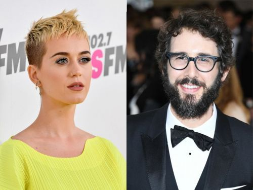 Josh Groban said he was 'very surprised' to hear he was the subject of Katy Perry's song 'The One That Got Away'