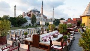 Four Seasons Hotel Istanbul at Sultanahmet Offers Favourite Istanbul Memories