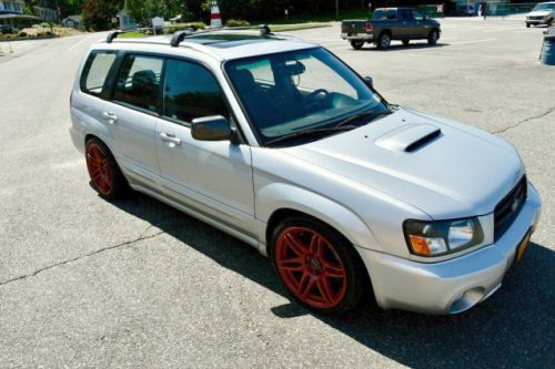At $8,100, Could You See This 2005 Subaru Forester For The Fees?