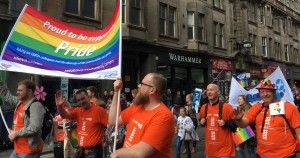 Pride in our people: our LGBT community