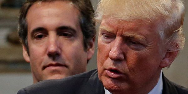 Michael Cohen is giving Mueller's Russia probe 'critical information' on Trump