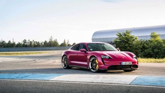 Porsche Now Sells Two Taycans For Every Model S That Tesla Ships