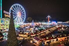 Winter Wonderland returns to London's Hyde Park
