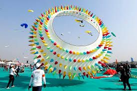 International Kite Festival 2019 allures thousands of tourists
