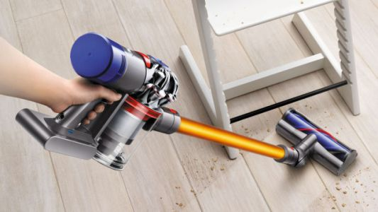 Throw Out Your Corded Vacuum and Upgrade to the Dyson V8 Absolute
