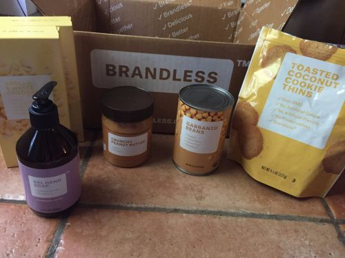 Brandless, the online store that sells everything for $3, just got $240 million to take on Amazon. Here's what it's like to use