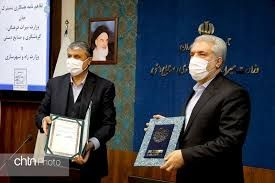 To boost maritime tourism in Iran, tourism & transport minister signs MoU