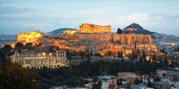 Discover Athens from Above as You Hike the Hills or Sip Rooftop Cocktails