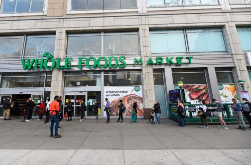 Amazon-owned Whole Foods fired a worker who had been tracking COVID-19 cases across the grocery chain's stores