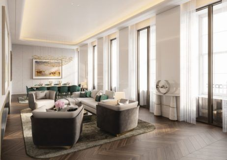 Piano Nobile, Mayfair Park Residences, London, UK