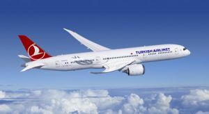 Turkish Airlines' first Boeing 787-9 Dreamliner is in the air