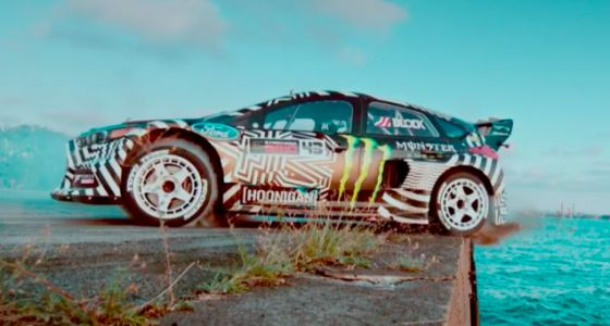 Ken Block's Gymkhana Amazon Show Is About the Danger in Going Viral as a Business