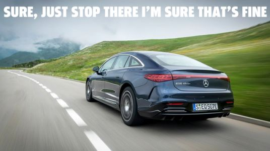 Mercedes-Benz' Claims To Have Level 3 Automated Driving But There's Still A Huge Problem