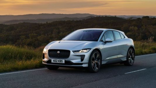 The Jaguar I-Pace EV Made Up Nearly 10 Percent of Jag's Sales Last Month: Report