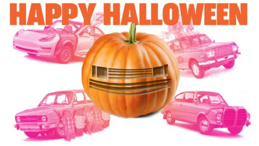 Hot Damn! Here Are 2020's Best Car-Stumes For Halloween