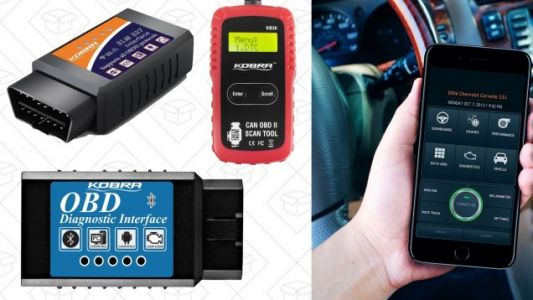Listen to What Your Car Is Telling You With These OBD2 Scanner Deals