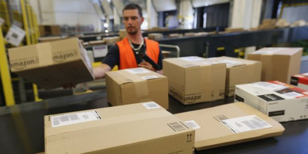 Amazon is holding invitation-only meetings with small sellers to convince them to pay it another $5,000 a month