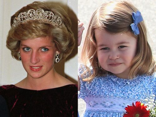 People just realized how much Princess Charlotte looks like a young Princess Diana - and the resemblance is uncanny